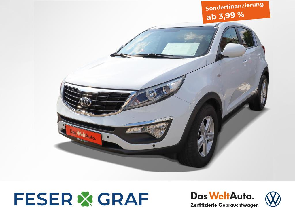 Kia Sportage EDITION 2WD Tempomat Sitzhzg. Parkpilot, Jahr 2015, Benzin