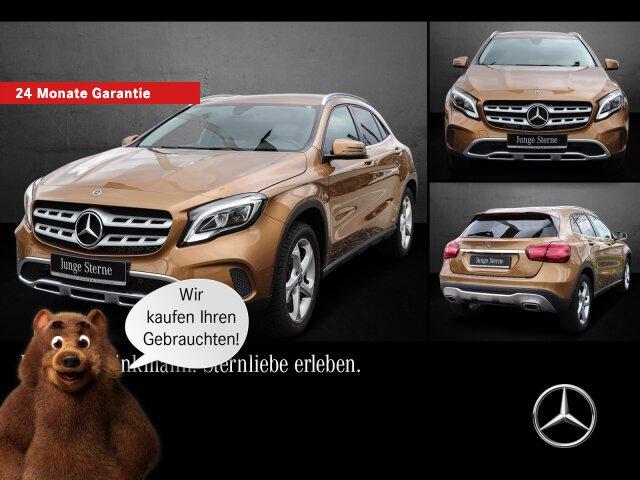 Mercedes-Benz GLA 180 CDI URBAN/AHK/PARKTRONIC/KLIMA LED/SHZ, Jahr 2017, Diesel