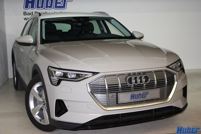 Audi e-tron 50 quattro Leder LED ACC Kamera Klima, Jahr 2020, Elektro