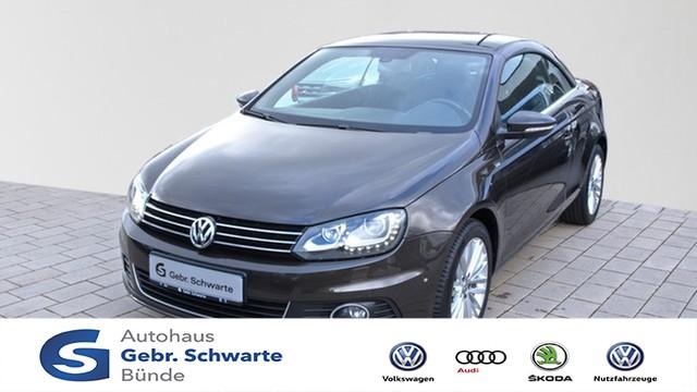 Volkswagen Eos 1.4 TSI BMT Cup Xenon Shz Tel, Jahr 2014, Benzin