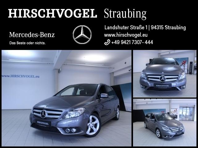Mercedes-Benz B 200 CDI BE Sport-Pak.+Navi+PDC+SHZ+Licht&Sicht, Jahr 2012, Diesel