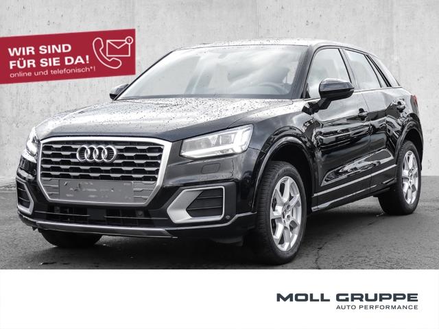 Audi Q2 1.4 TFSI S tronic sport, Jahr 2017, Benzin