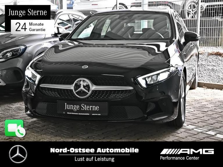 Mercedes-Benz A 200 d Progressive Navi LED MBUX Kamera Sitzhzg, Jahr 2019, Diesel