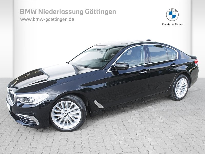 BMW 530d xDrive Limousine Luxury Line, Jahr 2017, Diesel