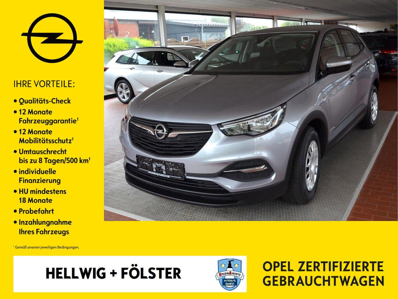 Opel Grandland X 1.2 Turbo Select ONLINEKAUF MÖGLICH, Jahr 2019, Benzin