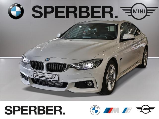 BMW 430 Gran Coupe d,M-Sport,NaviPro,DAB,PDC,AHK,RFK,LED,Tempomat,Regensensor,Klimaauto.,uvm., Jahr 2018, Diesel