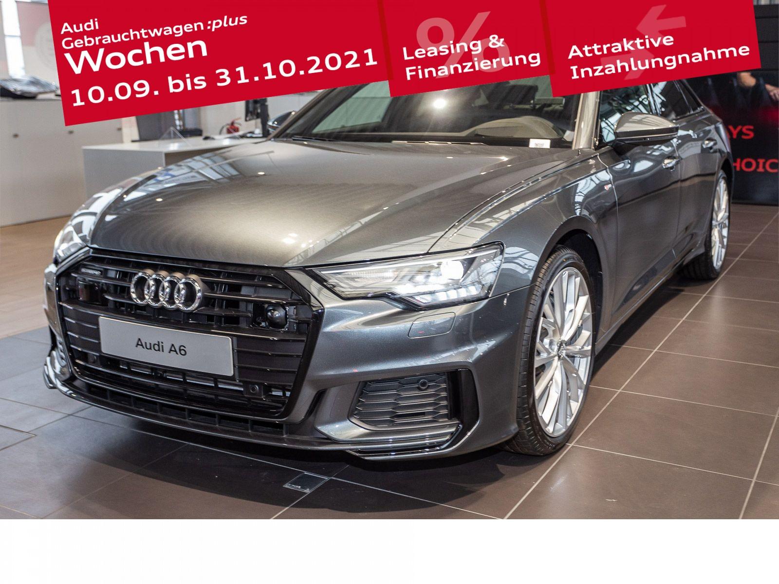 Audi A6 sport 45 TDI quattro tiptronic, Jahr 2021, Diesel