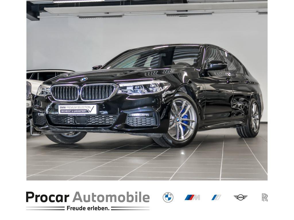 BMW 530e M Sport LED NaviProf ParkAss Memory Adapt.Tempomat, Jahr 2019, Hybrid