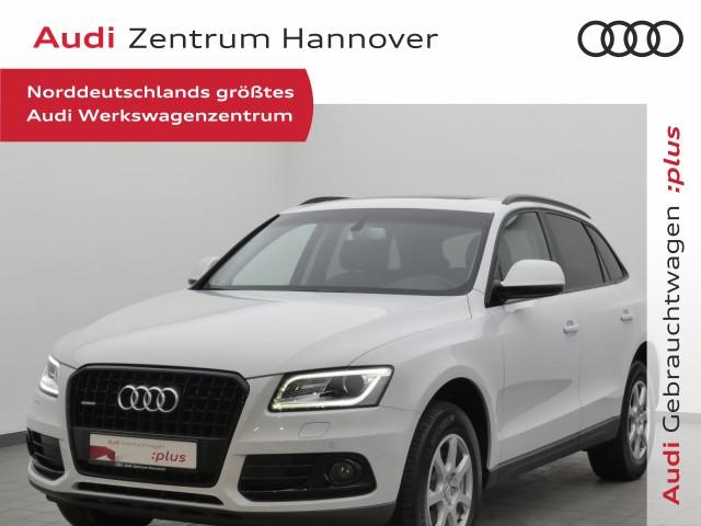 Audi Q5 2.0 TDI qu.Pano Alcantara Xenon Navi AHK, Jahr 2016, Diesel