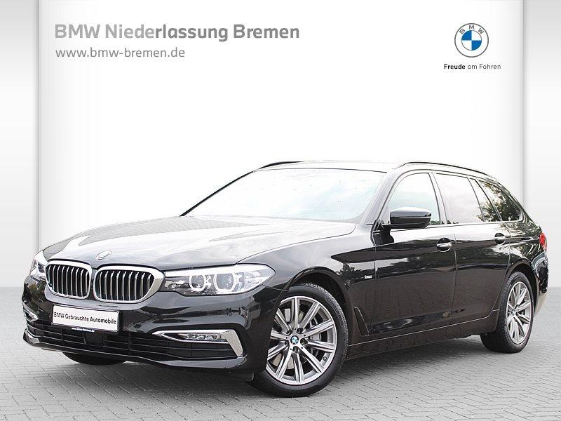BMW 540i xDrive Touring Head-Up Dyn. Dämpfer RFK, Jahr 2017, Benzin