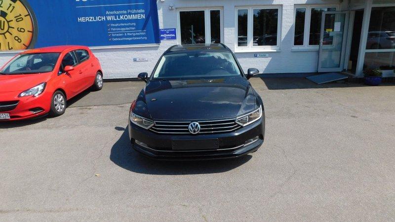 Volkswagen Passat 1.6 TDI BMT/Start-Stopp EU6 Trendline, Jahr 2015, Diesel