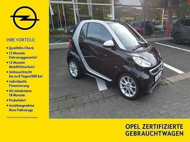smart ForTwo coupe mhd passion Euro, Jahr 2014, Benzin