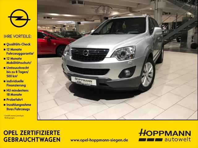 Opel Antara 2.2 CDTI Design Edition 4x4 Allrad Xenon Klimaautomatik, Jahr 2014, Diesel