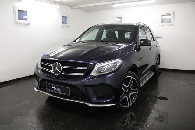 Mercedes-Benz GLE 43 AMG 450 4M AIRMATIC|360°KAMERA|DISTRONIC+, Jahr 2016, Benzin