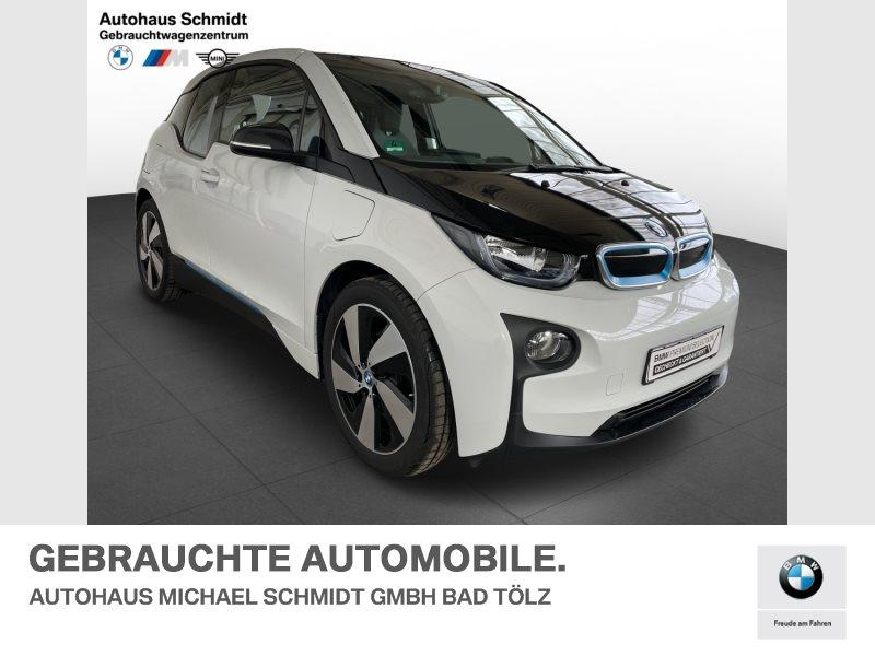 BMW i3 94Ah REX+EXTENDER+NAVI PROF+20 + Navi Prof., Jahr 2017, Hybrid
