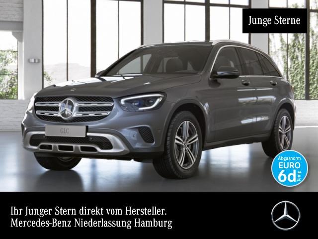 Mercedes-Benz GLC 200 4M Multibeam Spurhalt-Ass SpurPak 9G Sitzh, Jahr 2019, Benzin
