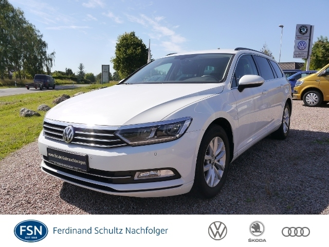 volkswagen passat variant comfortline 2,0 l tdi dsg navi, jahr 2017, diesel