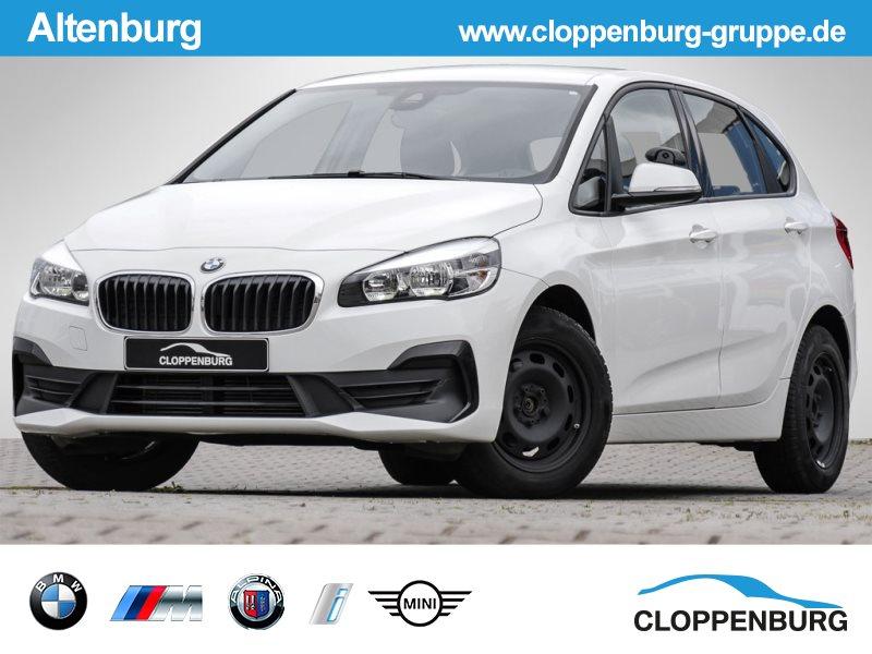 BMW 216d Active Tourer Shz PDC -, Jahr 2018, Diesel
