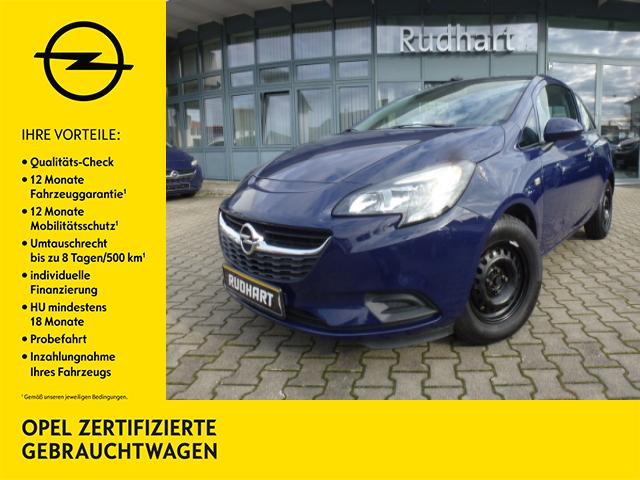 Opel Corsa 1.2 Selection Cool & Sound / ZV mit FB, Jahr 2017, Benzin