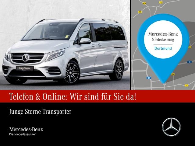 Mercedes-Benz V 250 BlueTEC EXCLUSIVE EDITION AMG LINE Lang, Jahr 2017, Diesel
