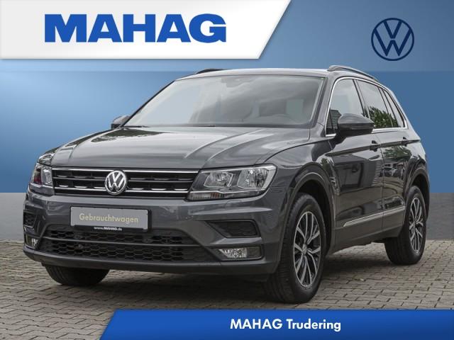 Volkswagen Tiguan 2.0 TDI Comfortline KLIMA NAVI PANORAMA Tiguan 2.0 CLBMT4M 140TDID7A, Jahr 2018, Diesel