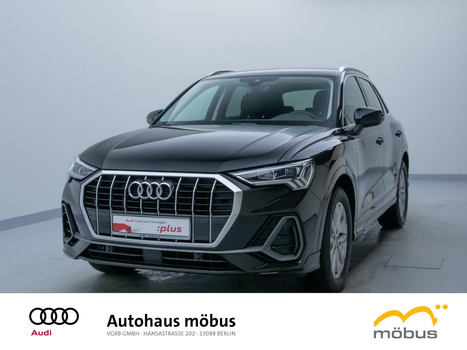 Audi Q3 S line 35 TFSI S-TRO*LED*NAV*ASSIST*PDC, Jahr 2019, Benzin