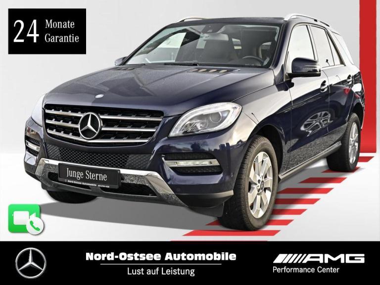 Mercedes-Benz ML 350 BT 4M Navi AHK PDC ILS Sitzheizung, Jahr 2014, Diesel