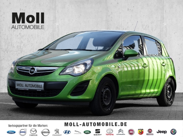 Opel Corsa 1.2 16V (ecoFLEX) Selection, Jahr 2013, Benzin