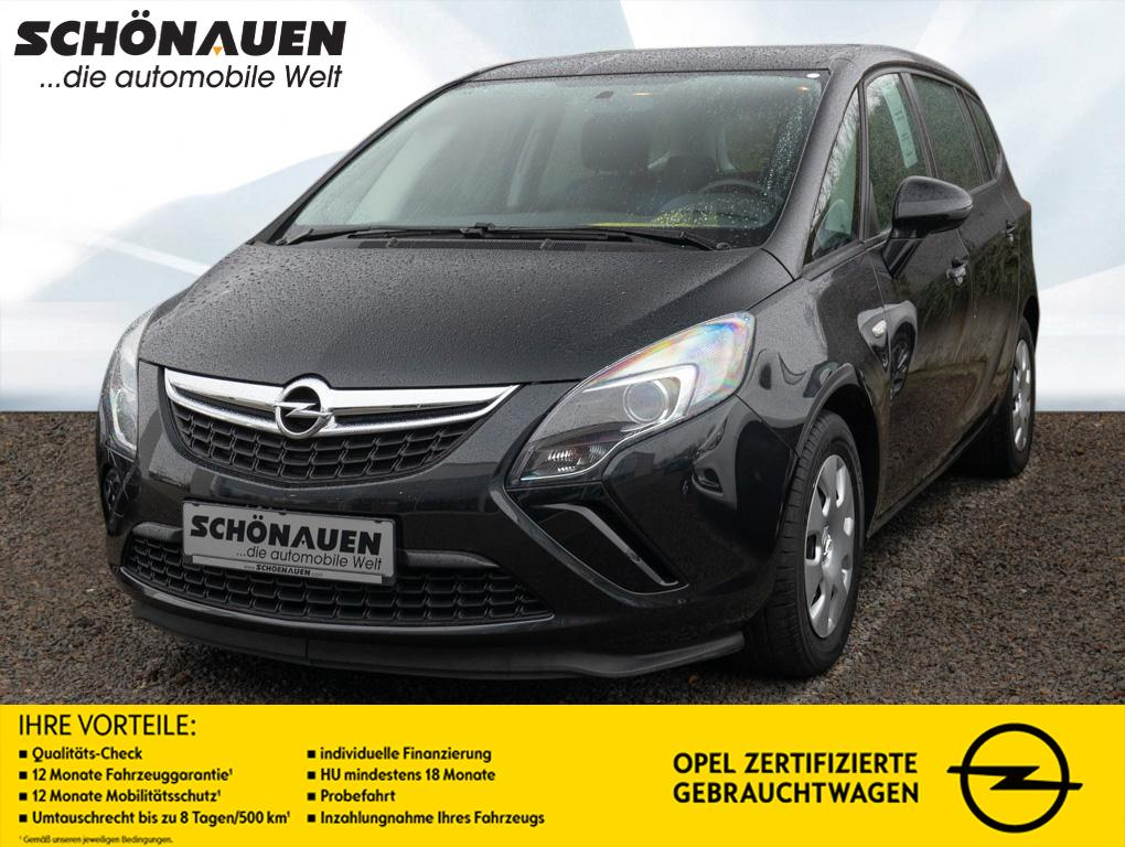 Opel Zafira Tourer 1.4T SELECTION +COOL&SOUND-PACK+7S, Jahr 2016, Benzin