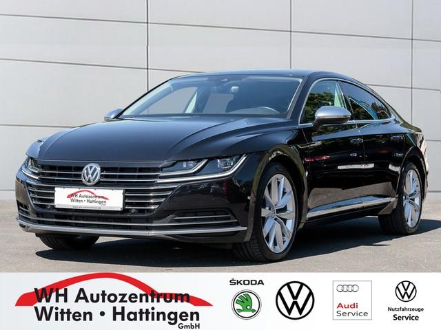Volkswagen Arteon 2.0 TDI DSG Elegance STANDHZG AHK NAVI ACC KEYLESS, Jahr 2017, Diesel