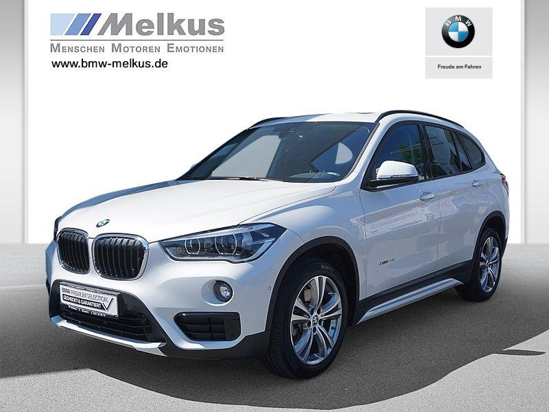 BMW X1 xDrive20d Sport Line Head-Up NaviPlus Sportsitze LED Pano.Dach, Jahr 2017, Diesel