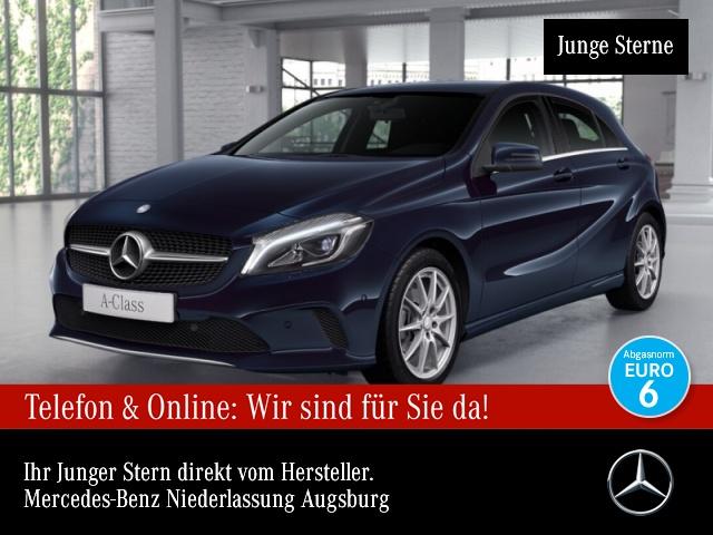 Mercedes-Benz A 160 Urban Kamera PTS Sitzh Sitzkomfort, Jahr 2016, Benzin