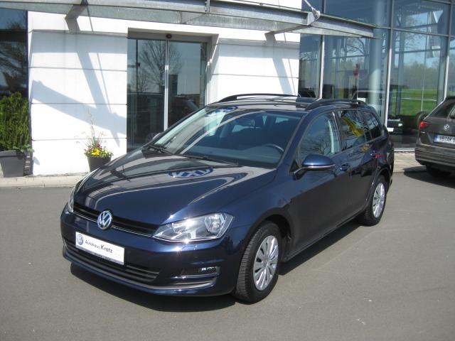 """Volkswagen Golf Variant Life 1.6 TDI BMT Paket"""", Jahr 2013, diesel"""