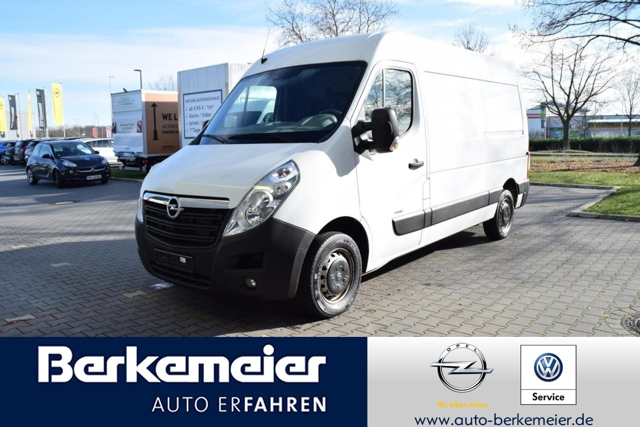 Opel Movano 2.3 CDTI L2H2/3,5t/Navi/Klima/Bluetooth/Tempomat, Jahr 2014, Diesel