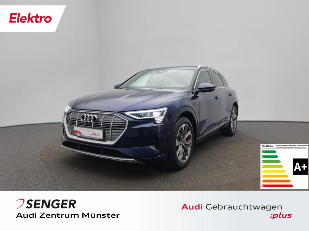 Audi e-tron 50 advanced quattro Automatik Kamera LED, Jahr 2020, Elektro