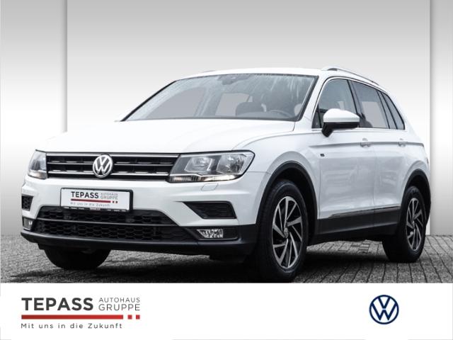 Volkswagen Tiguan 2.0 TDI Join PDC NAVI SHZ ACC BLUETOOTH, Jahr 2018, Diesel