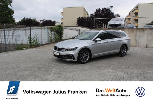 Volkswagen Passat GTE Variant DSG Umweltbonus #3750# ACC Side, Jahr 2020, Hybrid
