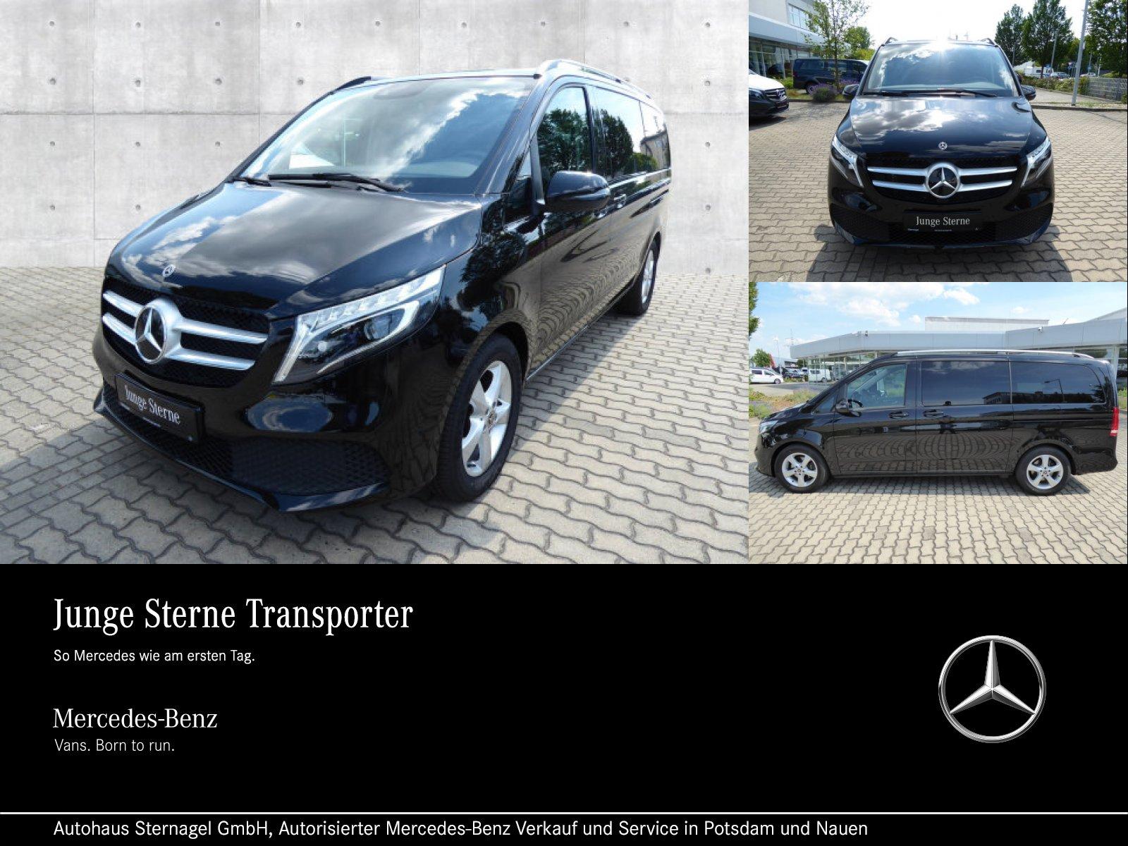 Mercedes-Benz V 300 d EDITION Lang COMAND/AHK/LED/Standhzg./, Jahr 2019, Diesel