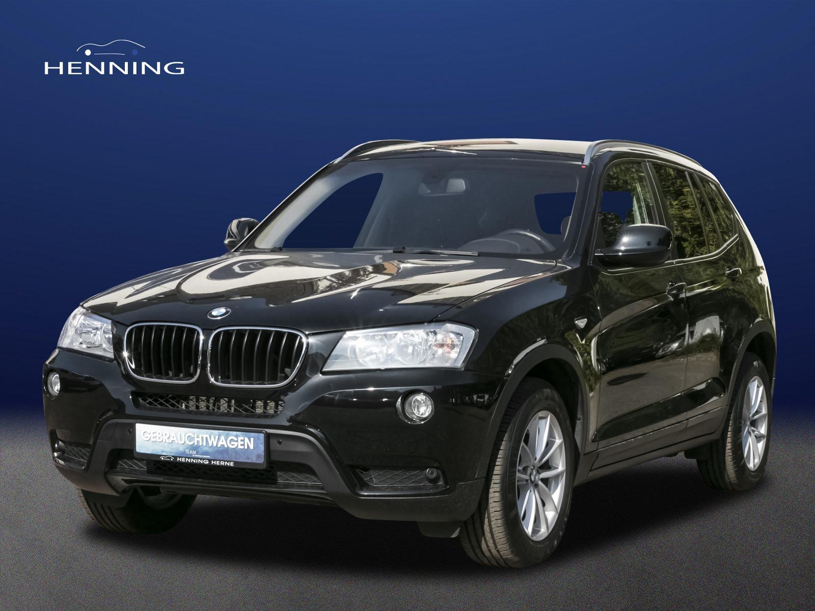 BMW X3 xDrive 20d Navi. PDC. Sitzheitzung Heck.Auto., Jahr 2013, Diesel