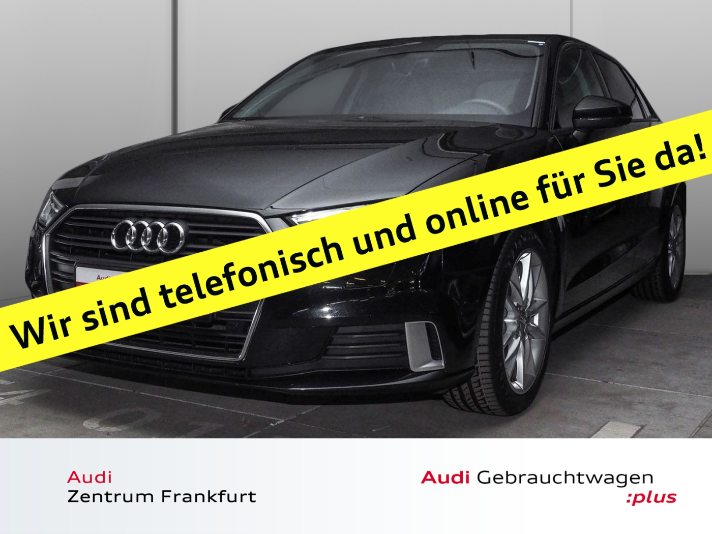Audi A3 Sportback 2.0 TDI S tronic sport Navi Virtual, Jahr 2017, Diesel