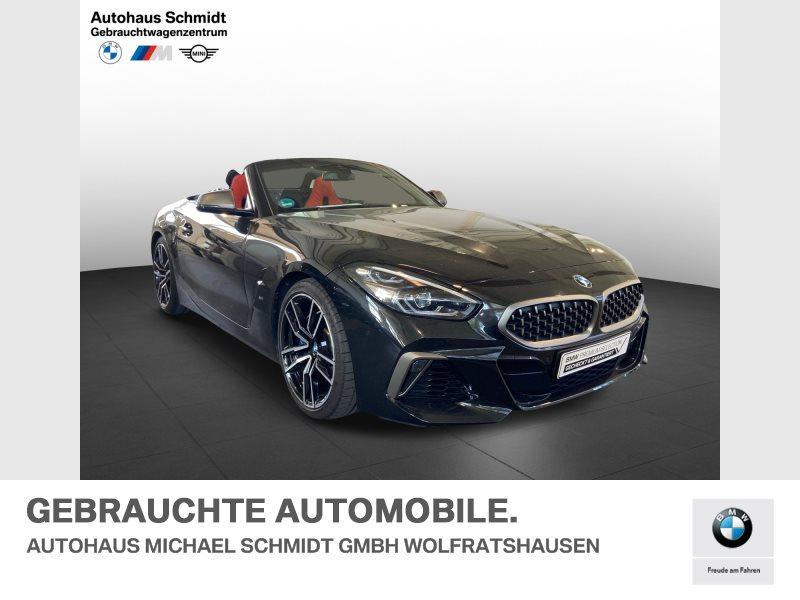 BMW Z4 M40i 19 Zoll*Harman Kardon*Memory*ACC*Kamera*, Jahr 2021, Benzin