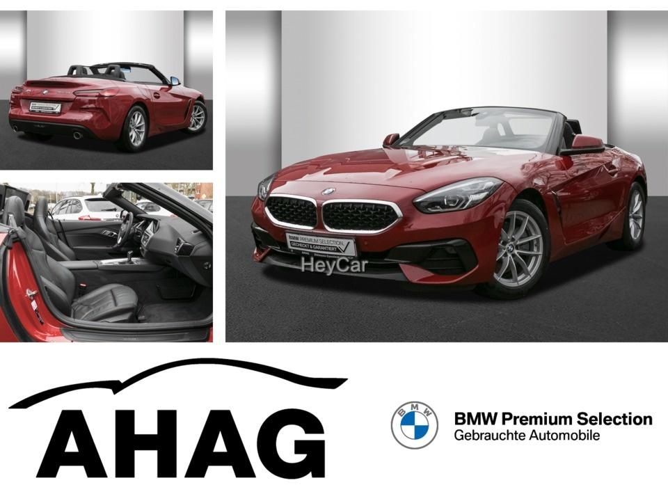 BMW Z4 sDrive20i Advantage Cabrio Klimaaut. PDC HIFI, Jahr 2020, Benzin