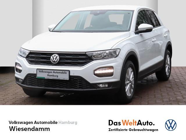 Volkswagen T-Roc 1.0 TSI LM Navi Klimaautomatik PDC, Jahr 2020, Benzin