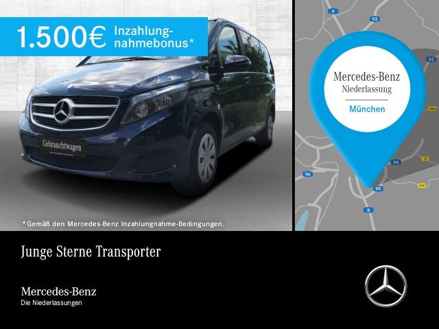 Mercedes-Benz V 220 d Kompakt Standhzg. Kamera Navi Sitzhzg., Jahr 2017, Diesel