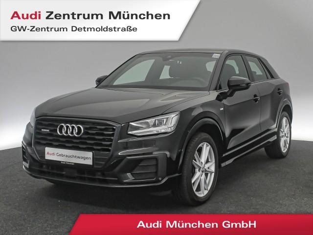Audi Q2 2.0 TFSI qu. Sport S line Pano Virtual LED ACC Leder Navi #comfort S tronic, Jahr 2018, Benzin