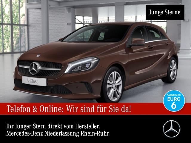 Mercedes-Benz A 180 Urban LED Kamera Navi PTS Sitzh Sitzkomfort, Jahr 2017, Benzin