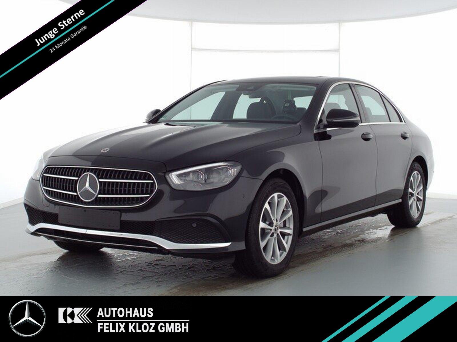 Mercedes-Benz E 300 d 4M Avantgarde*Multibeam LED*Kamera*Navi*, Jahr 2021, Diesel