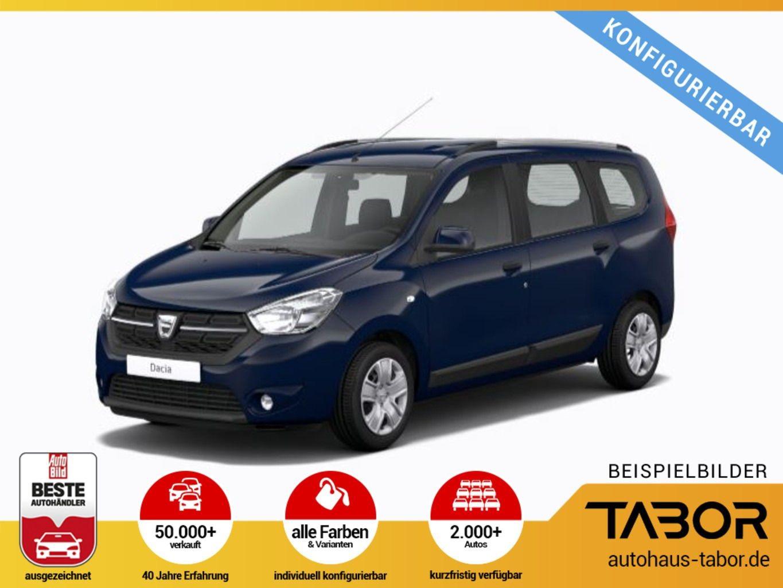 Dacia Lodgy finanzieren