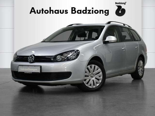Volkswagen Golf Variant VI Match 2.0 TDI Klima, Jahr 2013, diesel