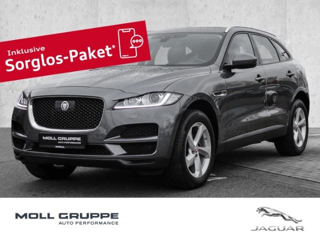 Jaguar F-Pace 20d Pure AWD, Jahr 2017, Diesel